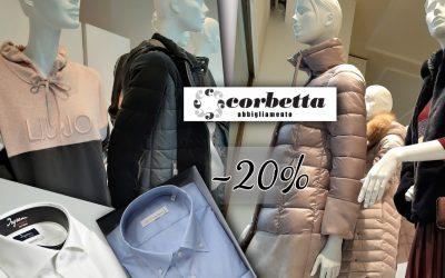Novembre Bonus Liu-jo Marina Rinaldi e Camicie Uomo
